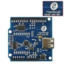 SainSmart USB Host Android ADK Shield 2.0 for Arduino UNO