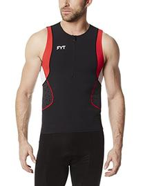 TYR Sport Men's Sport Competitor Singlet