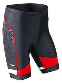 TYR Sport Men's Sport Competitor 9-Inch Tri Compression