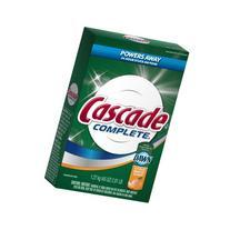 Cascade Complete All-In-1 Powder Dishwasher Detergent,