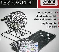 Totes Complete Bingo Set