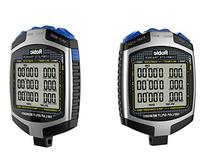 Robic 180 Dual Split Memory Stopwatch with Triple Multi