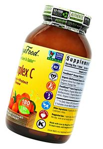 MegaFood - Complex C, Supports Immunity and Well-being with