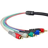Mediabridge Component Video Cables with Audio  - Gold Plated