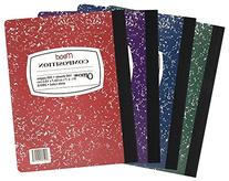 """Mead Composition Book, Wide Ruled, 100 sheets, 9-3/4"""" x 7-1/"""