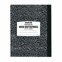 Ampad Composition Notebook, 10 x 7-7/8, College Ruled, 80