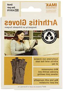 IMAK Compression Arthritis Gloves, Original with Arthritis