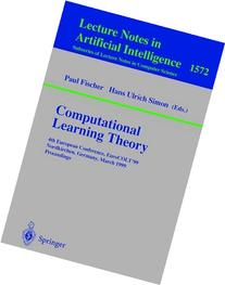 Computational Learning Theory 4th European Conference,