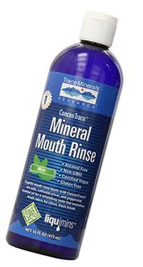 Trace Minerals Research Concentrace Mineral Mouth Rinse 16