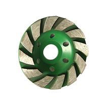 Raomdityat 1pc Concrete Turbo Diamond Grinding Wheel for
