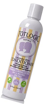 TotLogic Kids & Baby Safe Conditioner - 8 oz - No Phthalates