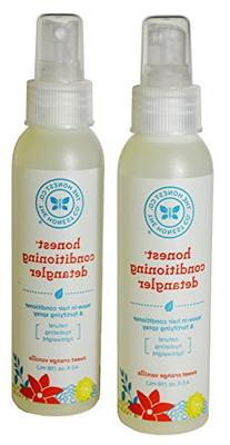 The Honest Company - Conditioning Detangler, Leave-In