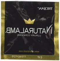 Trojan Naturalamb Lubricated Condoms, 10ct