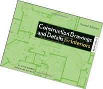 Construction Drawings and Details for Interiors: Basic