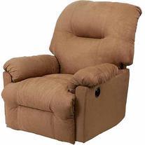 Flash Furniture Contemporary Calcutta Microfiber Power