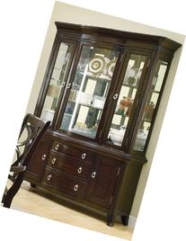 Coaster Home Furnishings 103534H Contemporary Hutch,