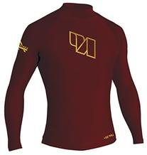NP Surf Contender Long Sleeve Rash Guard Water T-Shirt with