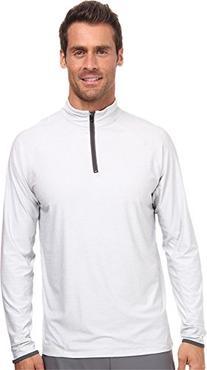 Continuum Men's Pullover, Nickel, Large