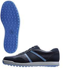 FootJoy Closeout Contour Series Men's Golf Shoe White/Brown