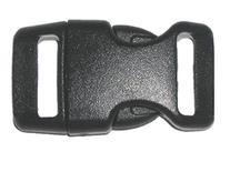"5/8"" Contoured Side Release Buckles for Paracord Bracelets"