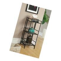 Convenience Concepts Designs2Go Metal Folding 3 Shelf