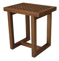 "The Original Grate 18"" Teak Shower Bench"