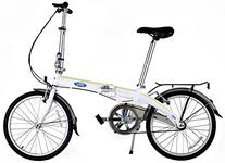 Ford by Dahon Convertible Single Speed Folding Bicycle ,