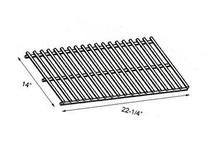 """Cooking Grid, Nickel/Chrome-Plated - 14"""" x 22-1/4"""