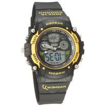 Cool Digital-analog Waterproof Dual Time Sport Wrist Watches