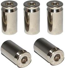 """Cool and Custom """"45 Cal Bullet Shells with Easy Grip Design"""