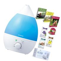 Cool Mist Humidifier, 7 Color LED Lights Ultrasonic