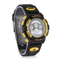 Pasnew 279G Cool LED Waterproof Digital Sports Watch for
