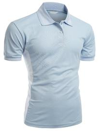 Men CoolMax Fabric Sporty Feel Functional Leisure Polo T