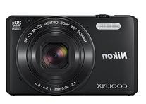 Nikon Coolpix S7000 16 MP Digital Camera with 20x Optical
