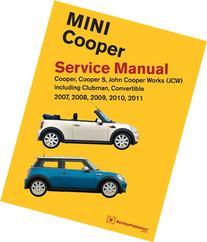 MINI Cooper  Service Manual: 2007, 2008, 2009, 2010, 2011