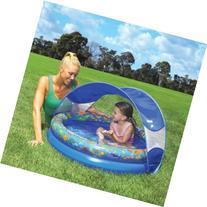 Aqua Leisure Coppertone 39-inch Tot Sunshade Pool