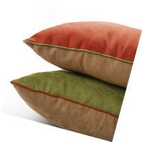 DOZZZ Corduroy Contrast Holiday Decorative Pillow Cushion