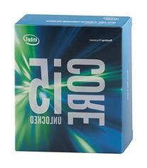 Intel Core i5 6600K 3.50 GHz Quad Core Skylake Desktop