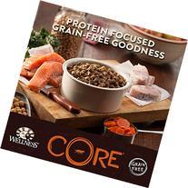 Wellness CORE Natural Grain Free Dry Dog Food, Ocean