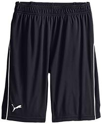 PUMA Big Boys' Pure Core Short, PUMA Black, X-Large