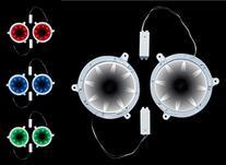 Sandal Sports Cornhole Night LED Lights,  - White