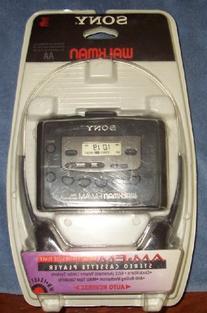 Sony Corp. Sony WM-FX401 Sony Radio Cassette Player #wm-