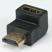 CorpCo-HDMI-90 90 Degree HDMI Male to Female Adapter