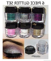 Cosmetics Eye shadow Color Makeup Pro Glitter Eyeshadow