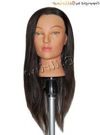 "Bellrino 24 "" Cosmetology Mannequin Manikin Training Head"