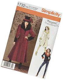 Simplicity Costumes Misses' Coat