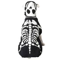 Casual Canine Cotton Glow Bones Dog Costume, Medium, 16-Inch