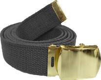 "100% Cotton Military 54"" Web Belt"
