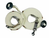 Centaur Cotton Web Lunge Line - Cream - 35