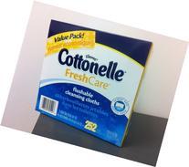 Cottonelle Fresh Care Flushable Cleansing Cloths 252ct